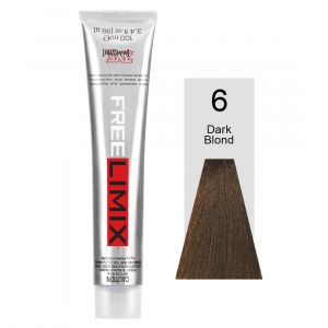FREELIMIX VOPSEA PERMANENTA PROFESIONALA 100 ML DARK BLONDE 6