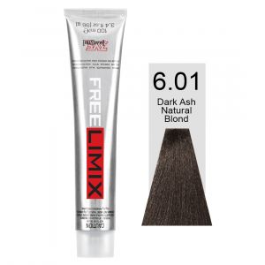 FREELIMIX VOPSEA PERMANENTA PROFESIONALA 100 ML DARK ASH NATURAL BLOND 6.01